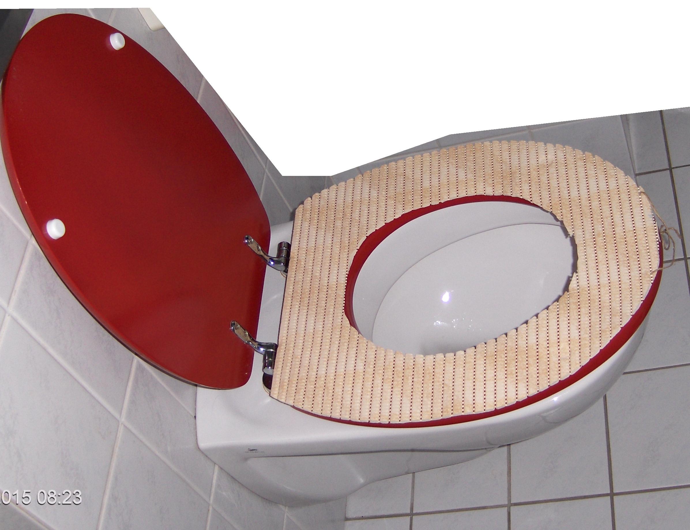 wc sitzauflage warm o heizung hygienisch gepolstert toiletten sitz auflage ebay. Black Bedroom Furniture Sets. Home Design Ideas